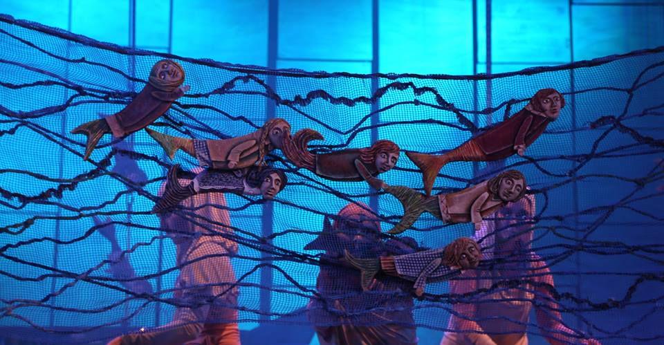 Спектакль «Морожены сказки» в Московском театре кукол на Спартаковской фото 2