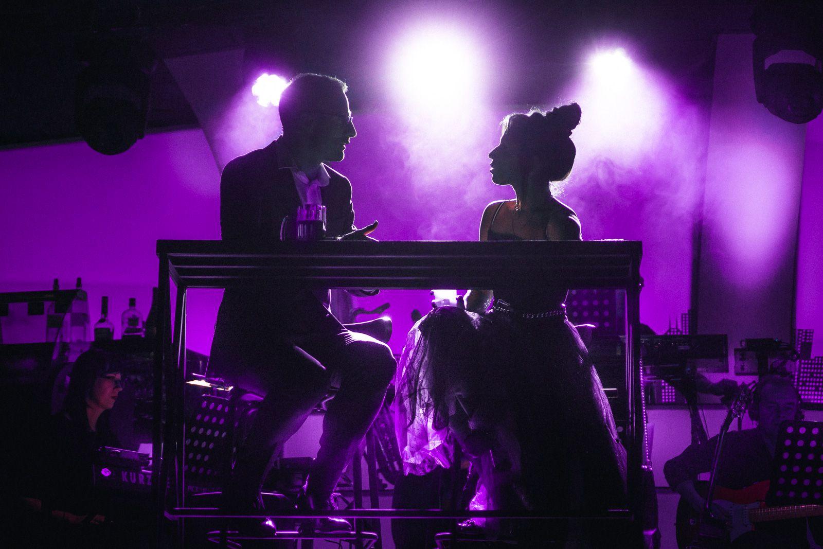 Мюзикл за столиками «Первое свидание» в Театре МДМ фото 1