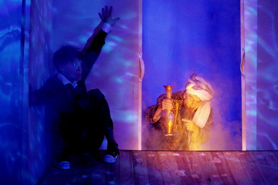 Спектакль «Старик Хоттабыч» в постановке Театра «Эрмитаж» фото 1