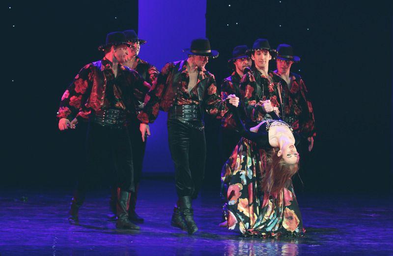 Спектакль «Grand канкан» в Театре «Московская оперетта» фото 9