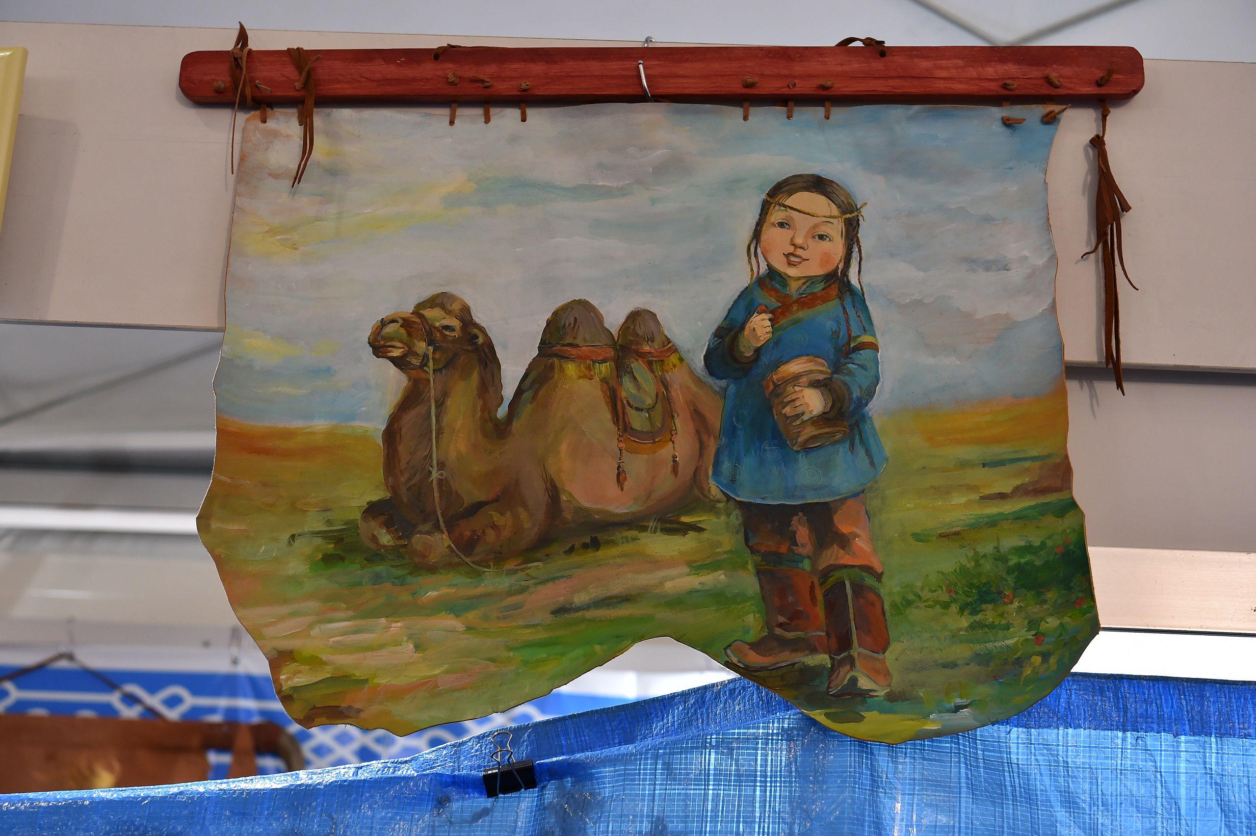 Выставка-ярмарка «Сокровища Севера. Мастера и художники России 2021» фото 8