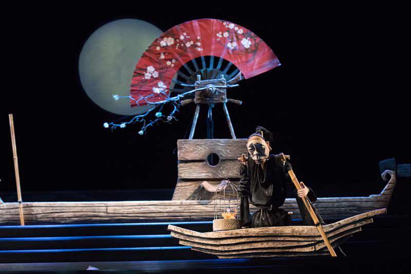 Спектакль «Турандот» в Театре кукол имени Образцова фото 3