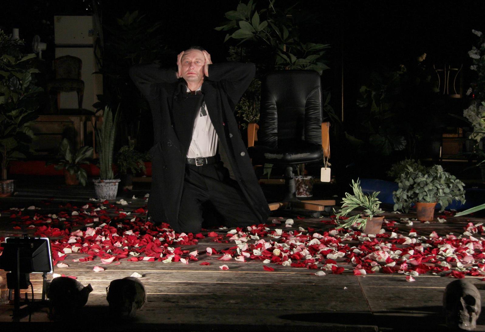 Спектакль «Отелло» в Театре «Сатирикон» фото 7