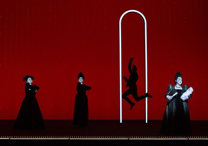 Спектакль «Сказки Пушкина» в Театре Наций фото 5