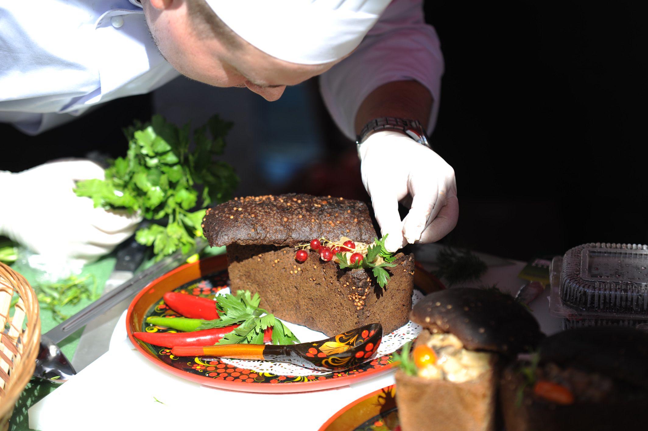 Второй международный фестиваль «Русская кухня» фото 5