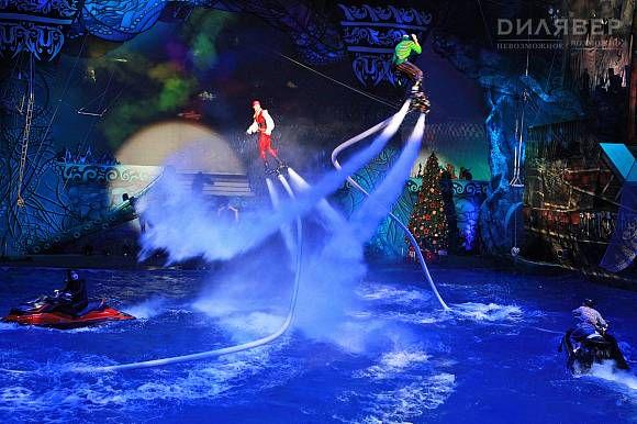 Шоу «Пираты и корабль-призрак» в «Олимпийском» фото 1