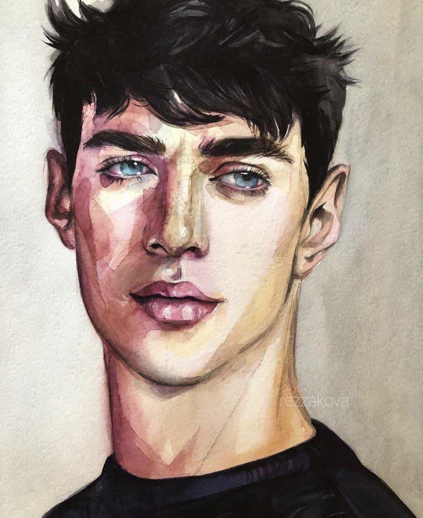 Курс портретной живописи в студии рисования «Возьми кисть» фото 2