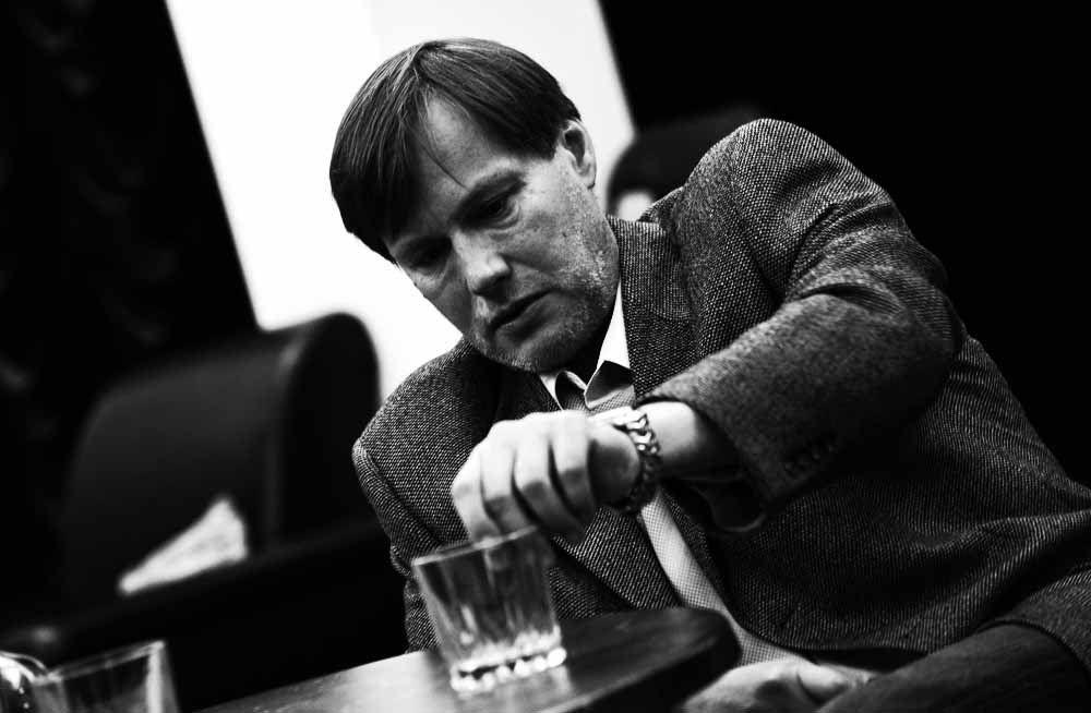 Спектакль «Кто боится Вирджинии Вулф?» в Московском театре юного зрителя фото 5