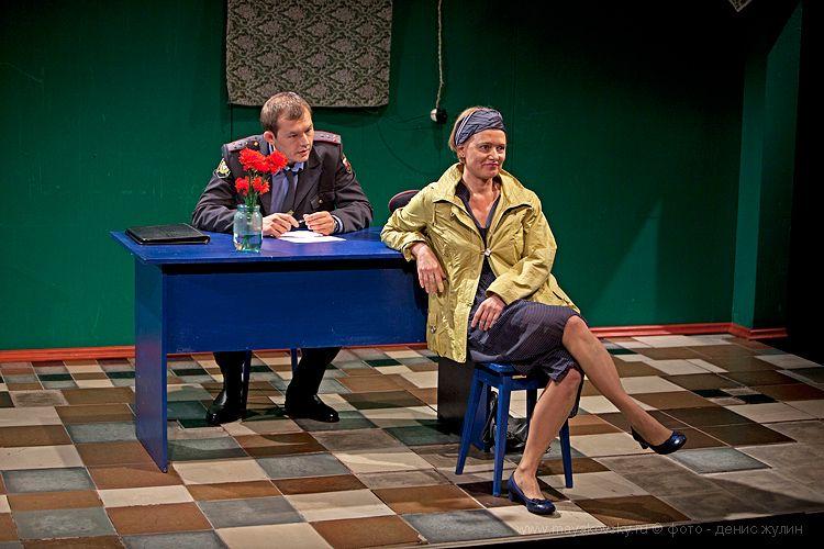 Спектакль «Любовь людей» Дмитрия Богославского в Театре имени Вл. Маяковского фото 3
