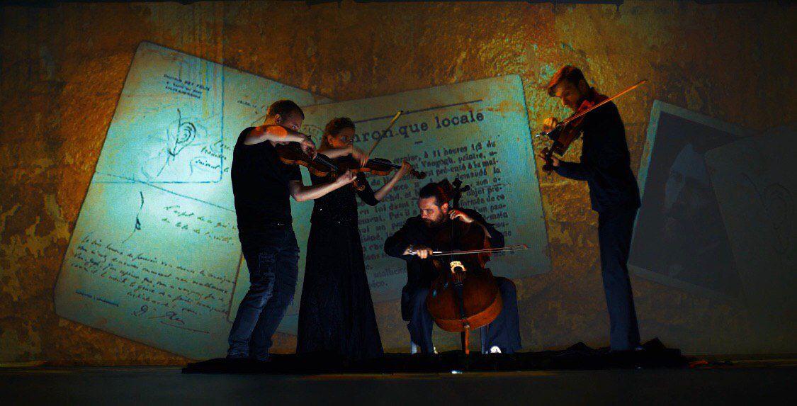 Мультимедийная выставка «Моне — Ван Гог — Кандинский. Революция в искусстве» фото 3