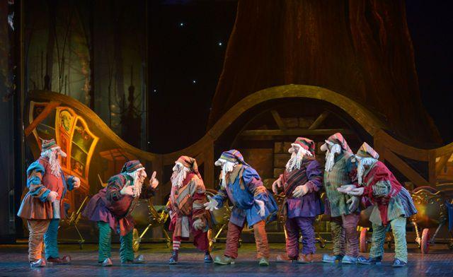 Спектакль «Белоснежка» в Детском музыкальном театре имени Н. И. Сац фото 3