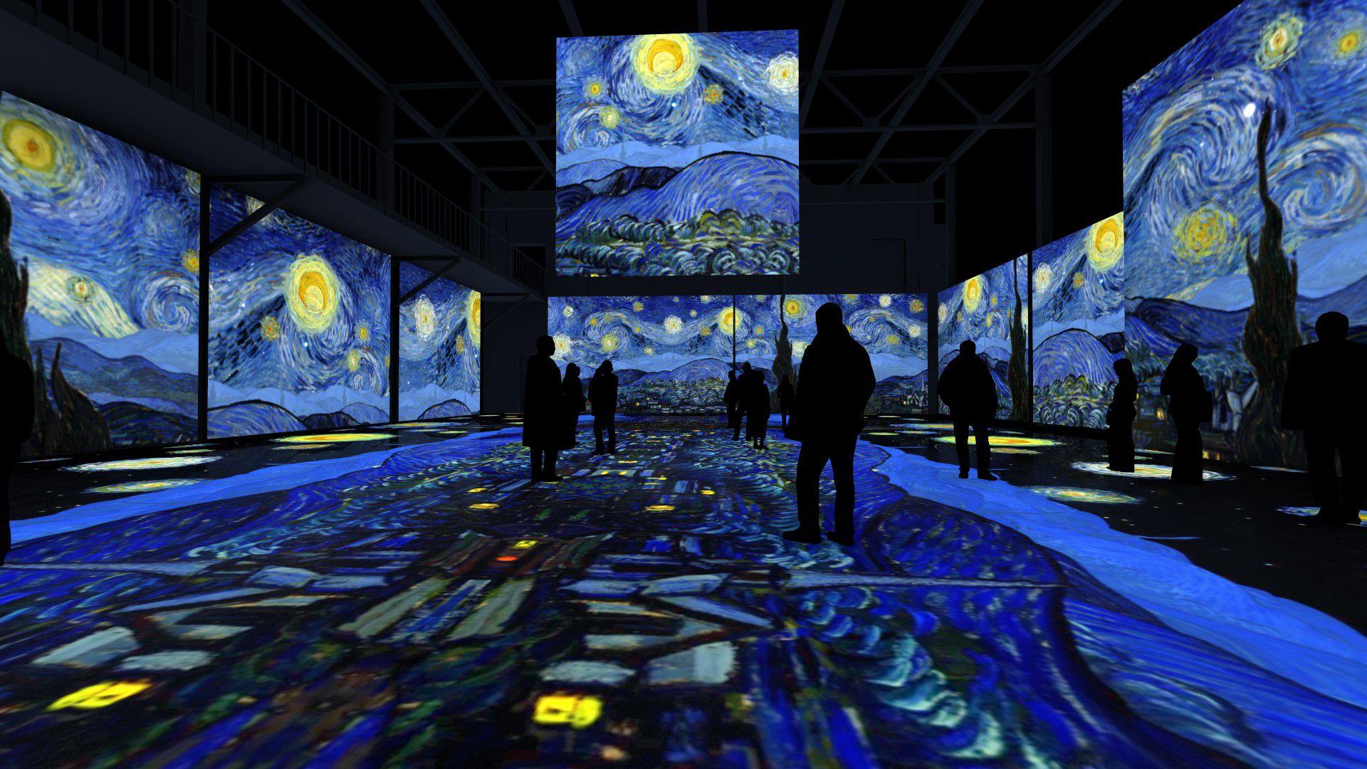 Мультимедийная выставка «Ван Гог. Письма к Тео» фото 7