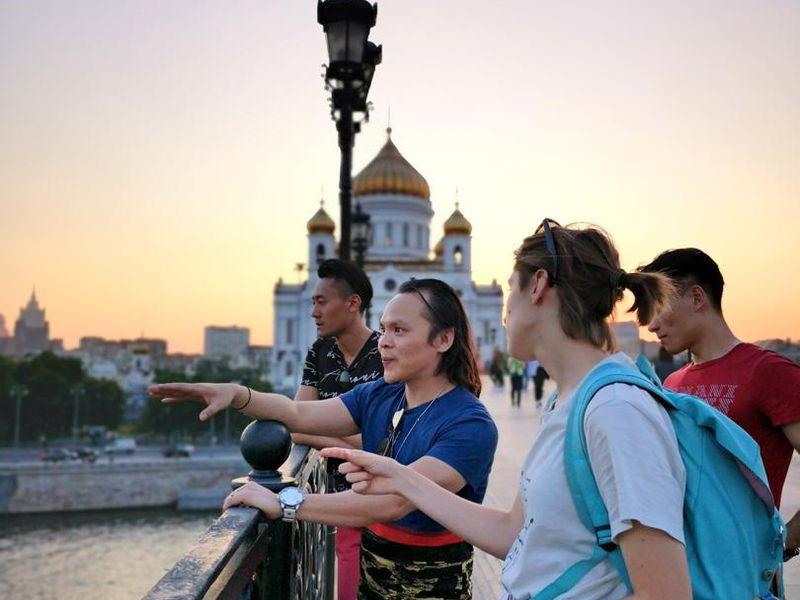 Экскурсия с историком архитектуры «Привет, Москва!» фото 5