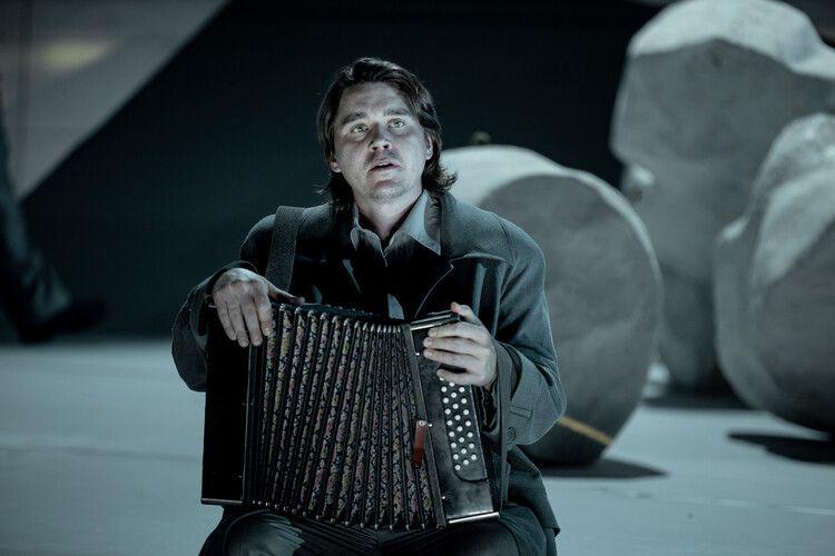 Спектакль «Спутники» в Театре на Таганке фото 4