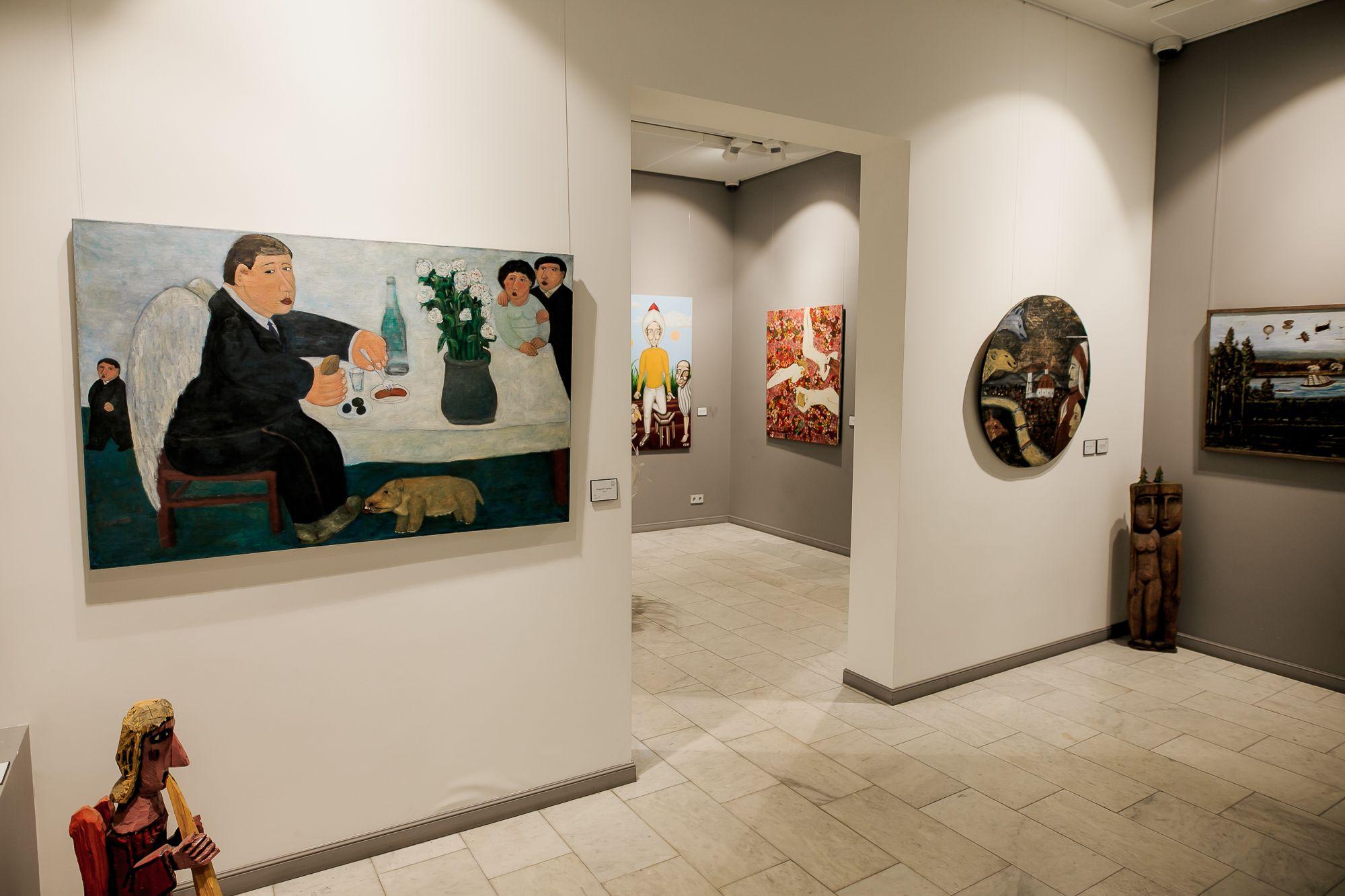 Выставка «Путешествия по снам» фото 6