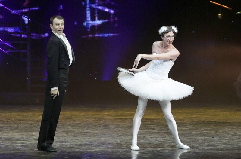 Спектакль «Grand канкан» в Театре «Московская оперетта» фото 11
