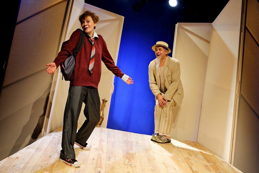 Спектакль «Старик Хоттабыч» в постановке Театра «Эрмитаж» фото 5