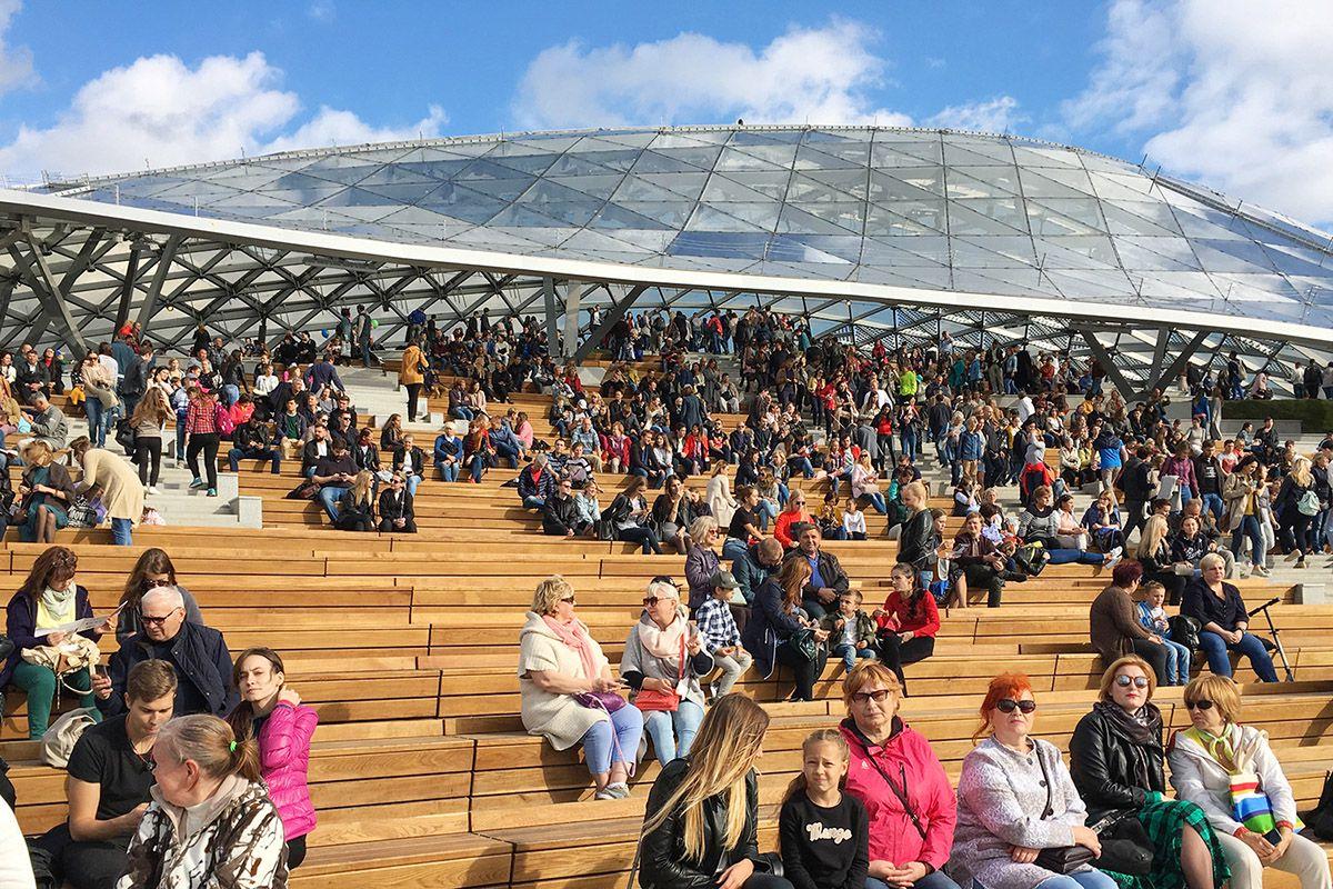 Фестиваль MoscowUrbanForum 2018 фото 7
