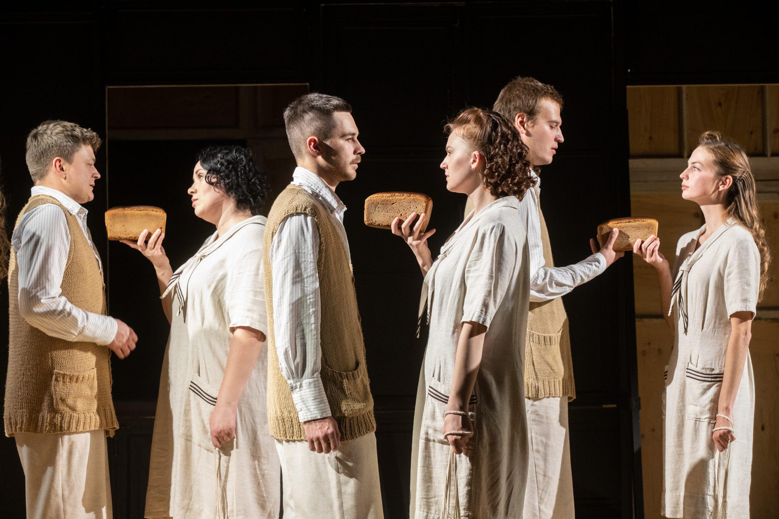 Спектакль «Старуха» в театре «Студия театрального искусства» фото 2