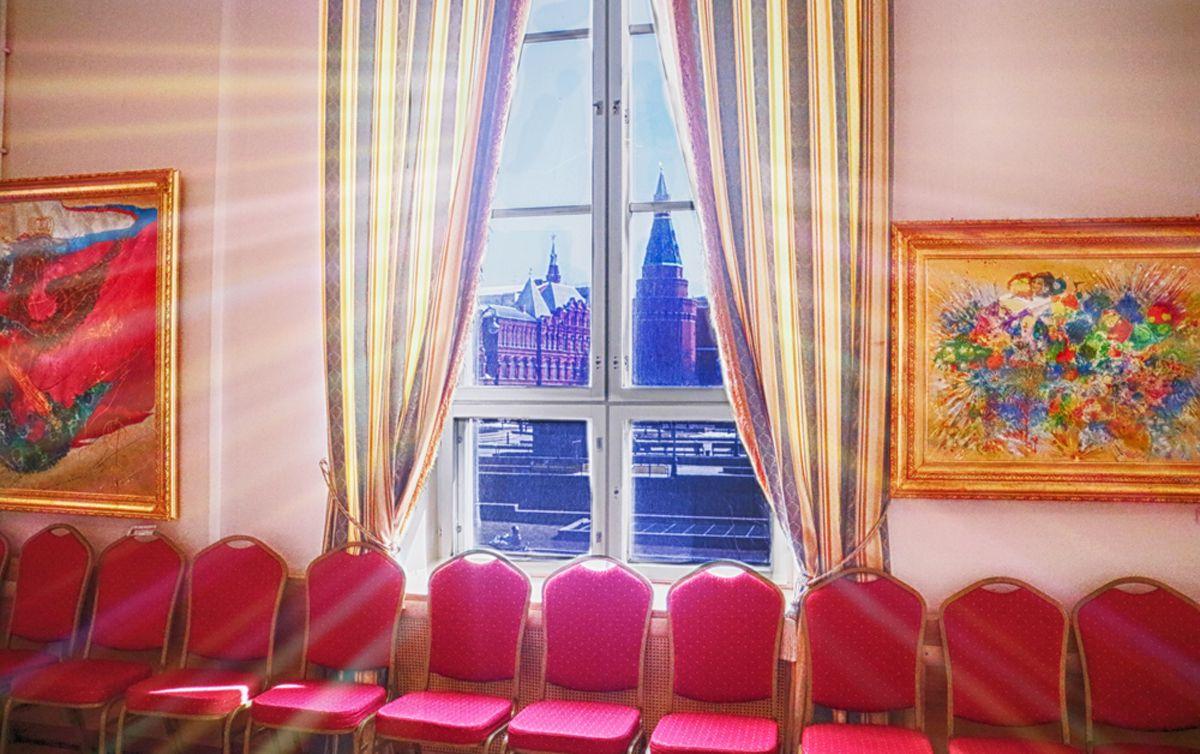 Выставка итальянского современного искусства Italiart Kremlin 2019 фото 1