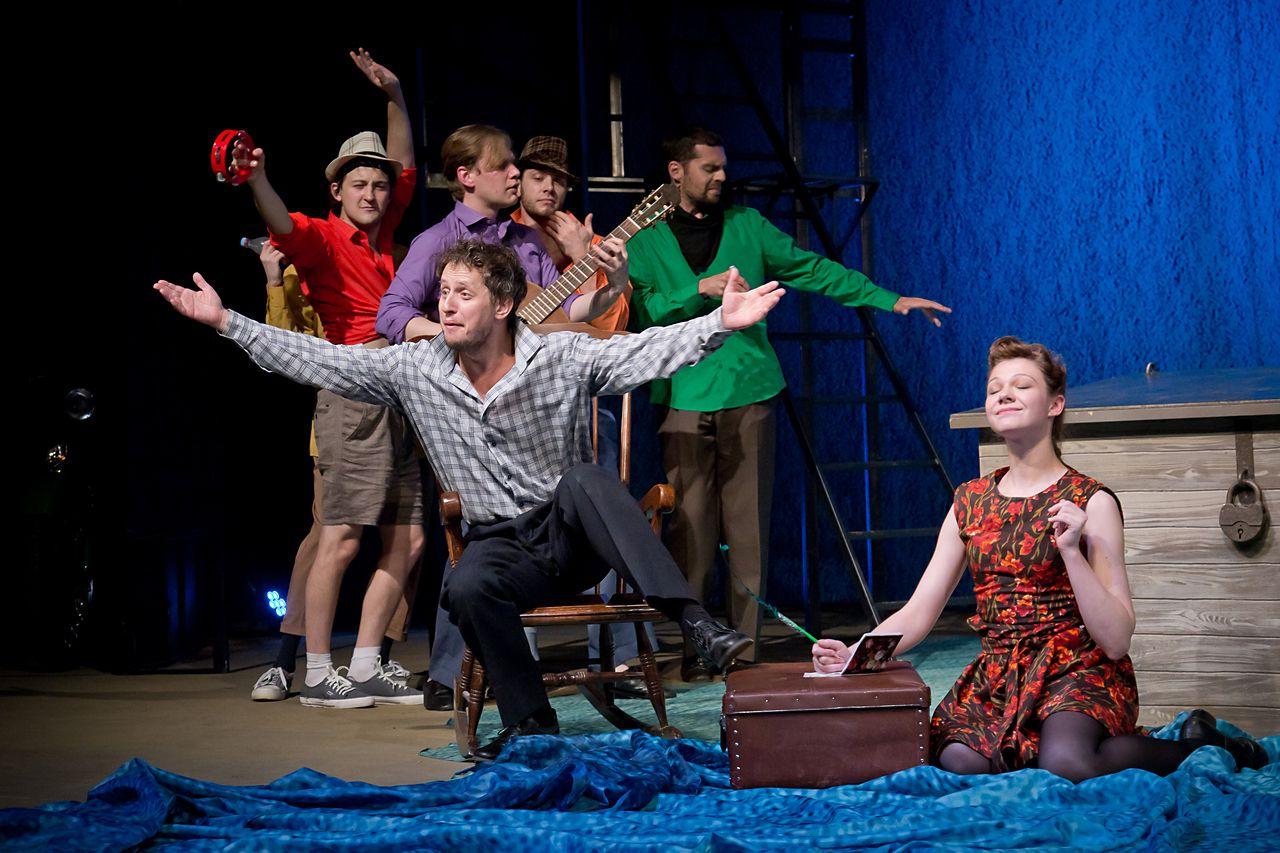 Спектакль «Стерва» в Театре «Эрмитаж» фото 1