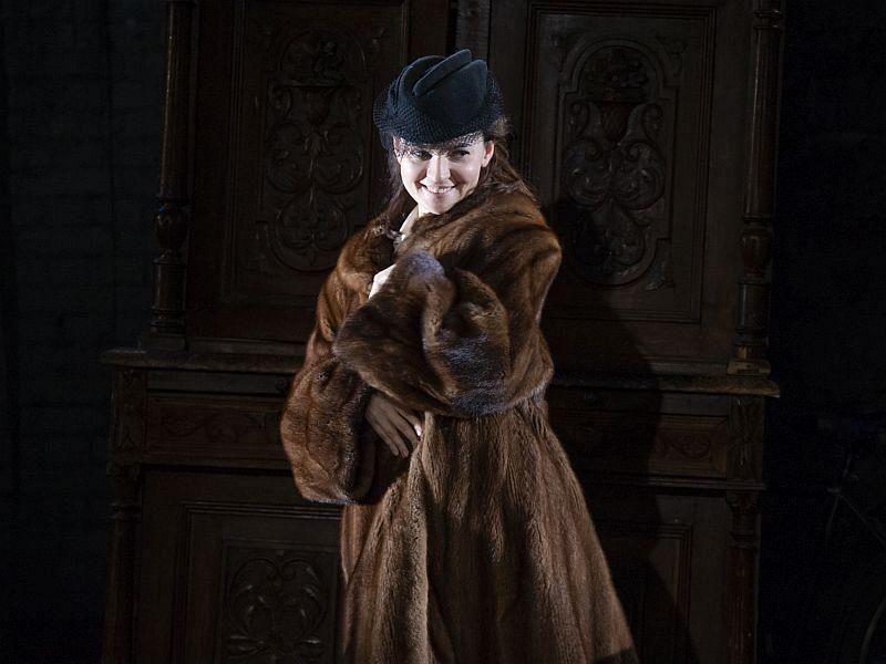 Спектакль «Дневник Анны Франк» в Театре имени Евг. Вахтангова (Симоновская сцена) фото 9
