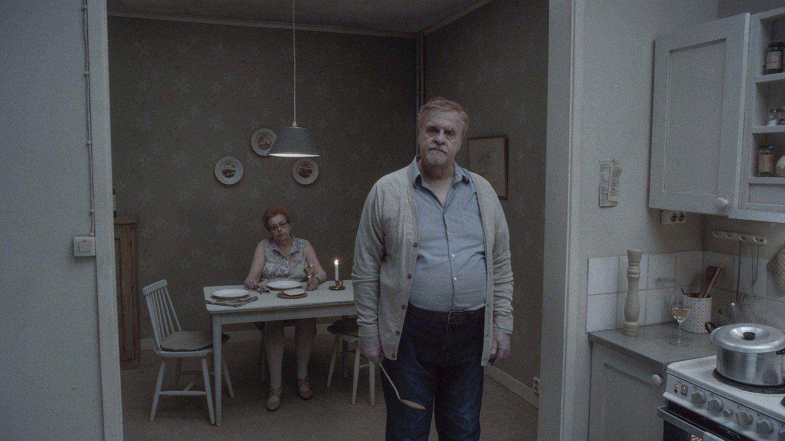 Показ фильма «О бесконечности» в летнем кинотеатре Garage Screen