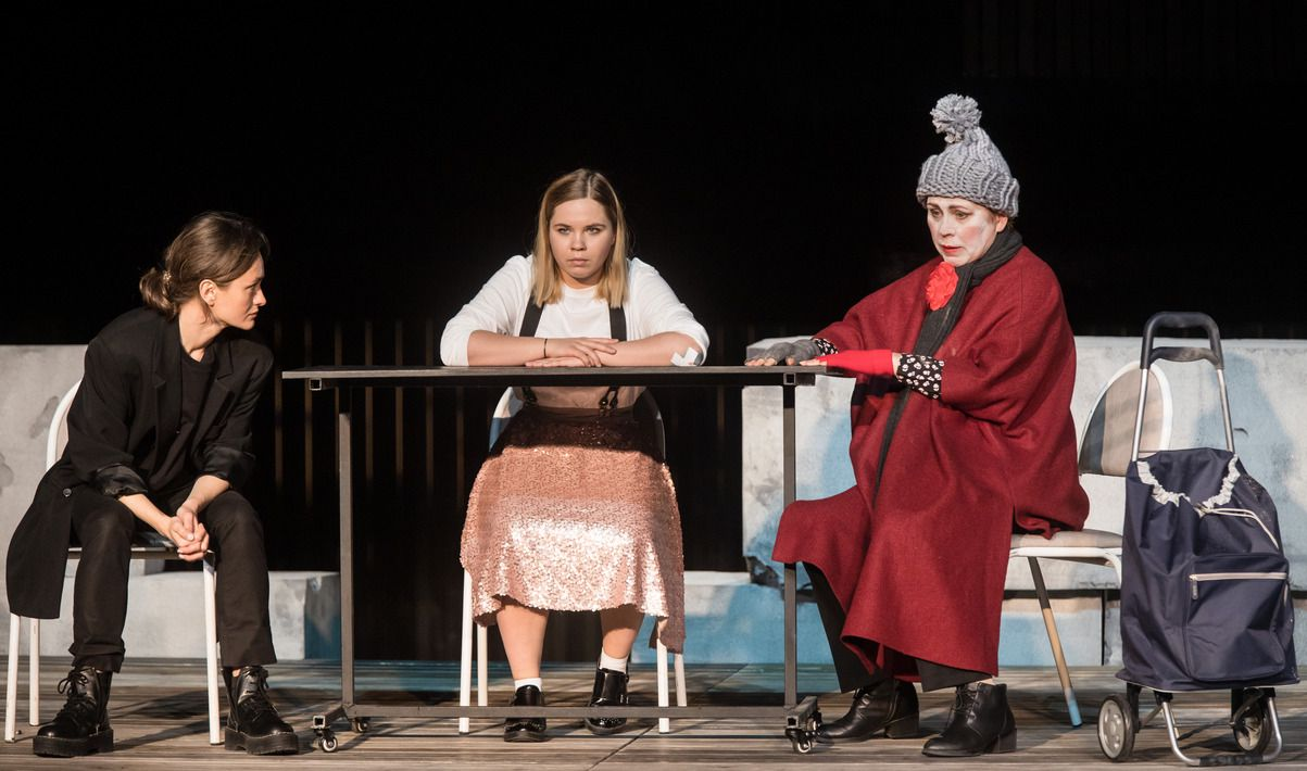 Спектакль «Шутники» в Театре «Сатирикон» фото 4