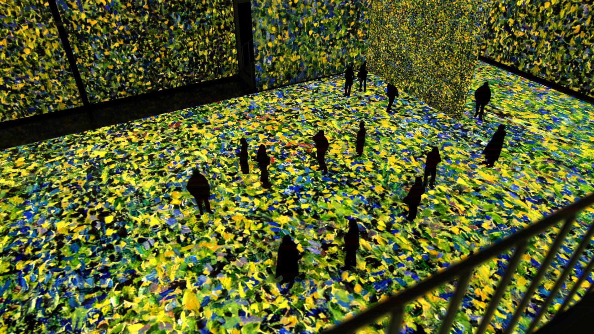 Мультимедийная выставка «Густав Климт. Золото модерна» фото 3