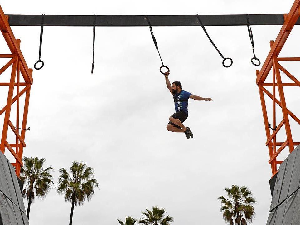 Тренировки Bear Race в Измайловском парке фото 3