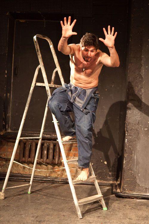 Спектакль «Носитель: Избранное» в Театре.doc фото 1