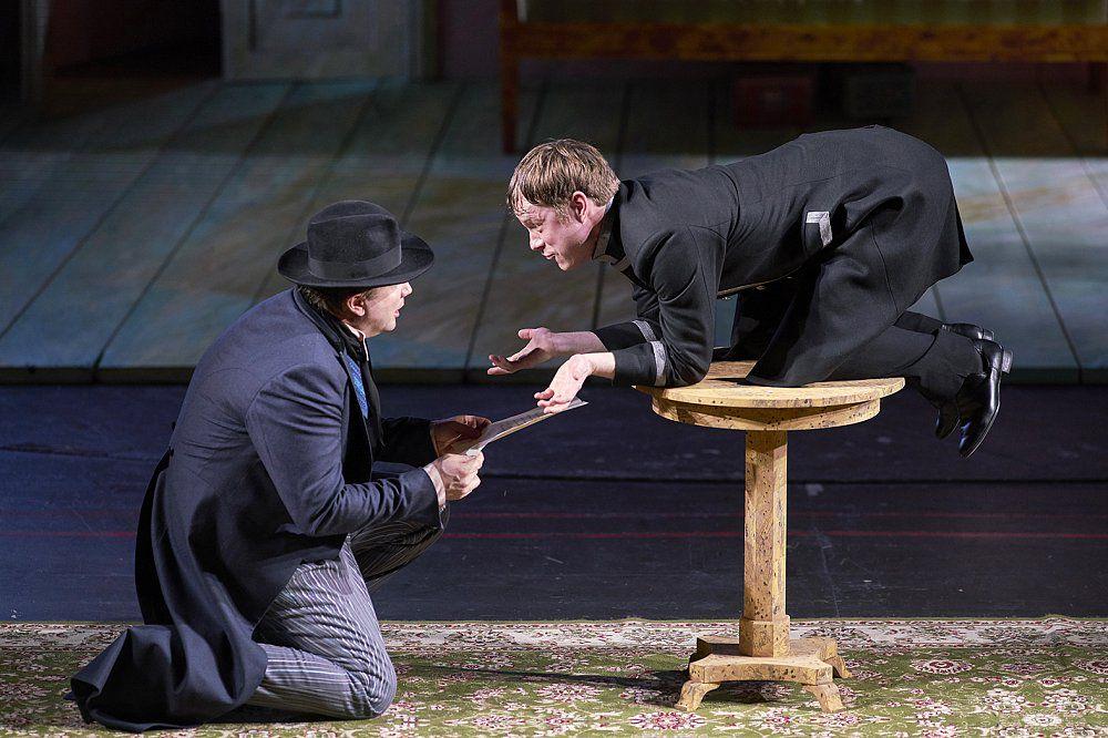 Спектакль «Обломов» в Театре Маяковского фото 8
