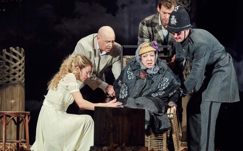 Билеты на спектакль «Дорогая Памела, или Как пришить старушку» со скидкой 50% фото 1