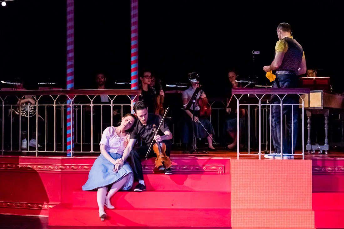 Онлайн-показ оперы «Бастьен и Бастьенна» Парижской Национальной оперы фото 3