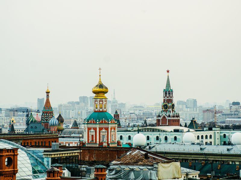 Экскурсия с историком архитектуры «Привет, Москва!» фото 1