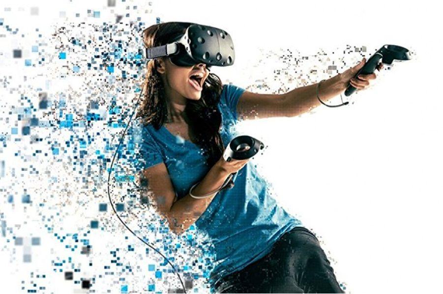 Игра в шлеме виртуальной реальности в клубе Freeside со скидкой до 50% фото 1