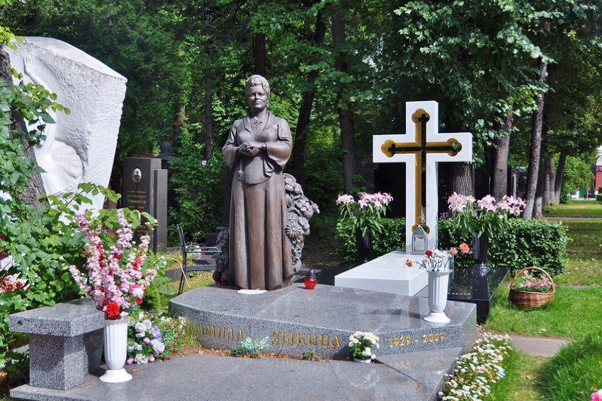 Пешеходная экскурсия «Новодевичий монастырь с посещением Новодевичьего кладбища» фото 2