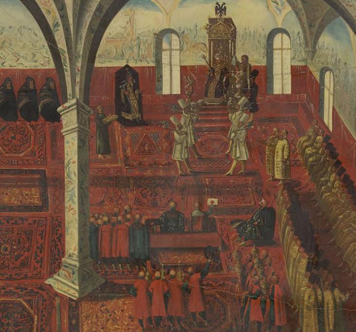 Выставка «Закат династии. Последние Рюриковичи. Лжедмитрий»