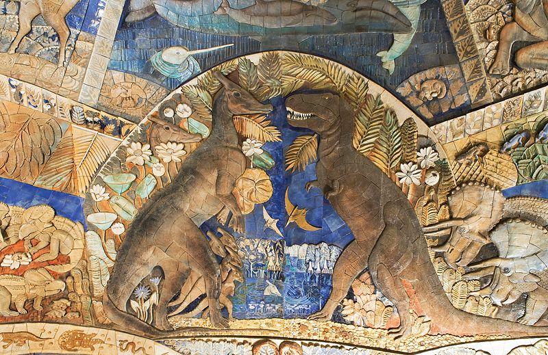 Постоянная экспозиция Палеонтологического музея фото 2