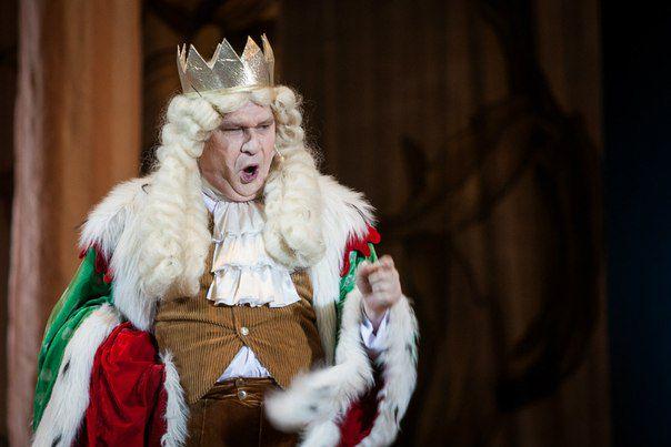 Спектакль «Сказки Андерсена» в Детском музыкальном театре имени Н. И. Сац фото 4