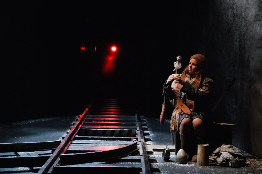 Онлайн-показ спектакля «Возвращение» Новосибирского театра «Глобус» фото 1