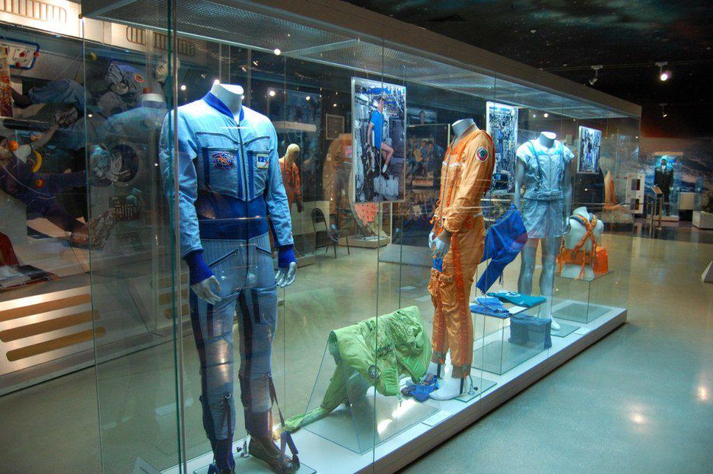 Постоянная экспозиция Музея космонавтики фото 7