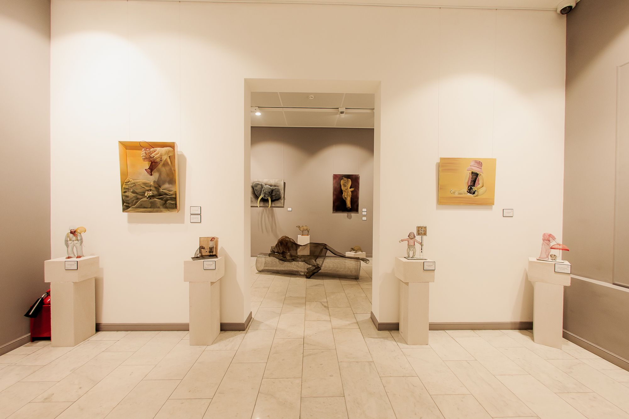 Выставка «Гамарджоба! Кети Мелкадзе» фото 2