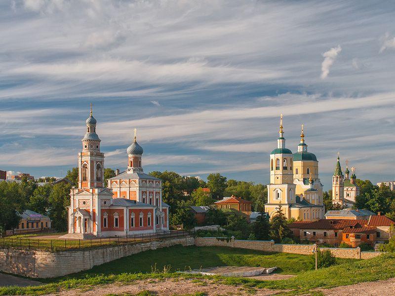 Экскурсия «Из Москвы в Серпухов на автомобиле» фото 6