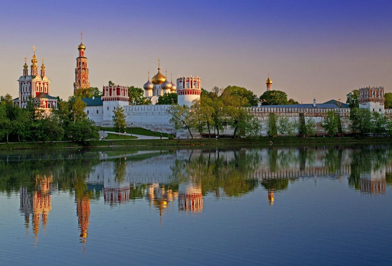 Четырёхчасовая обзорная автобусная экскурсия по Москве фото 7