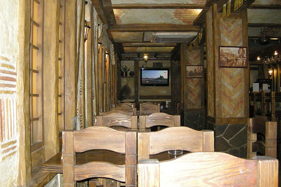 Скидка 50% на меню в сети ресторанов «БирХаус» фото 1