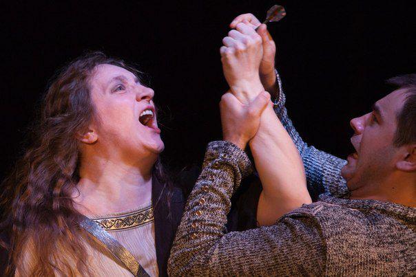 Спектакль «Забыть Герострата!» в Театре «Содружество актеров Таганки» фото 5