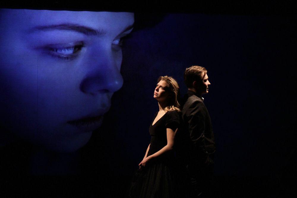 Спектакль «С_училища» в Театре имени А. С. Пушкина фото 6