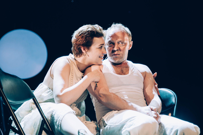 Спектакль «ГрозаГроза» в Театре Наций фото 4