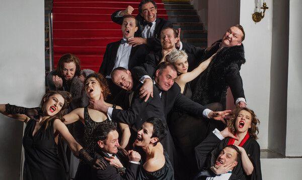 Спектакль «Вишнёвый сад. Комедия» в Театре на Таганке фото 1